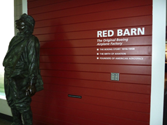 Red Barn - The Original Boeing Airplane Factory