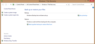 A few quick pointers on Windows 8 System Recovery